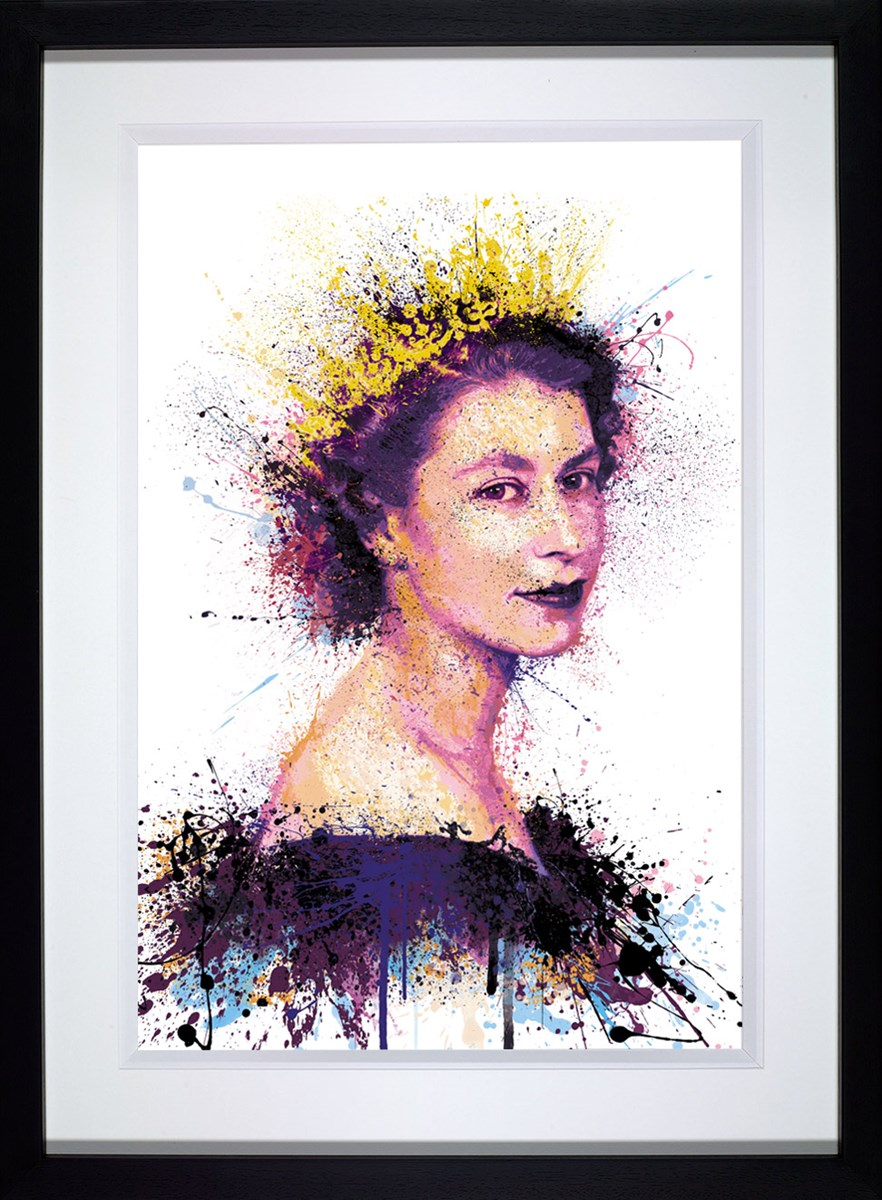 Crowning Glory by Daniel Mernagh - Limited Edition on Paper sized 20x30 inches. Available from Whitewall Galleries